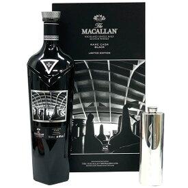 限定オリジナルスキットル付マッカラン レアカスク ブラック 700ml 48度 箱付 The Macallan RARE CASK BLACK スペイサイドモルト シングルモルト スコッチウイスキー SpeysideMalt single malt scotch whisky kawahc ※おひとり様1本限り