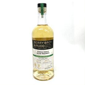 BB&R クラシック アイリッシュ 700ml 44.2度 正規輸入品 BBRアイリッシュシングルモルトウイスキー Berry Bros. & Rudd, Classic Irish Single Malt Whiskey アイリッシュウイスキー イギリス英国スコットランド産 kawahc