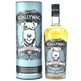 スカリーワグ 10年 700ml 46度 箱付 SCALLY WAG スペイサイドモルト モルトウイスキー ウヰスキー ウィスキー SpeysideMalt Malt Scotch Whisky whiskey kawahc