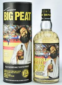 ビッグピート 柔道エディション 2020 ダグラスレイン ブレンデッドモルト 700ml 50度 正規輸入品 箱付 ※年に1度の夏の限定品 ノンチルフィルター 無着色 BigPeat JUDO Islay Blended Malt Scotch Whisky Limited Edhition kawahc