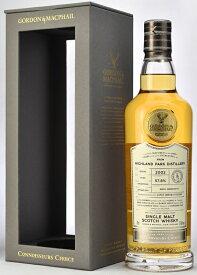 ゴードン&マクファイル ハイランドパーク 16年 700ml 57.8度 正規輸入品 箱付 コニサーズチョイス カスクストレングス アイランズモルト シングルモルトウイスキー GordonMacPhail HIGHLAND PARK 8year Single Malt Whisky Whiskey ウィスキー ウヰスキー kawahc