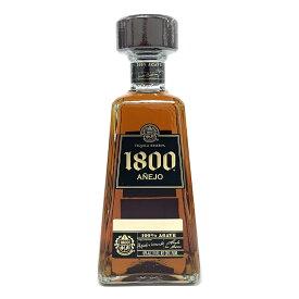 クエルボ 1800 アネホ 700ml 38度 テキーラ CUERVO 1800 ANEJO クエルヴォアニェホ メキシコ Mexico 100%ブルーアガベ テキーラ 100% de Agave Tequila kawahc