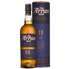 アランモルト 18年 700ml 46度 箱付 Arran 18years アイランドモルト シングルモルト アイランドウイスキーウヰスキーウィスキー IslandMalt SingleMalt Scotch Whisky kawahc