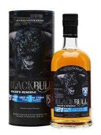 ブラックブル 21年 700ml 50度 正規輸入品 箱付 BLACK BULL Blended DUNCANTAYLOR ダンカンテイラー ブレンデッド スコッチ ウイスキー ウヰスキー Scotch Whisky kawahc