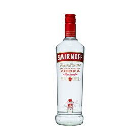 スミノフ ウォッカ U.K. 750ml 40度 (Smirnoff Vodka U.K) kawahc ※日本向けの韓国産スミノフウォッカと違い他店では扱っていない英国産の入手困難なスミノフウォッカ