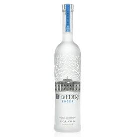 ベルヴェデール ウォッカ 700ml 40度 正規輸入品 ポーランドウオッカ ベルベデール Belvedere vodka naturally smmth poland kawahc