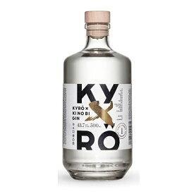 キュロ X 季の美 ジン 500ml 46度 正規輸入品 キュロ蒸溜所 KYRO X kinobi DISTILLERY Finland GIN kawahc