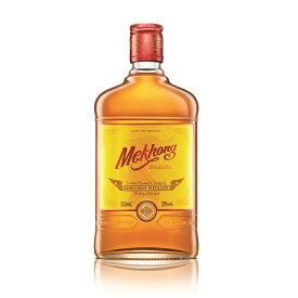 メコン 小瓶 350ml 35度 正規輸入品 ハーフボトル Mekkong タイ国内でメコンウイスキーと呼ばれ最もポピュラーなスピリッツ The Spirit of Thailand kawahc