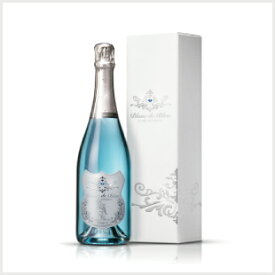 ブルーシャンパン と呼ばれる ブルー スパーク ブランドブルー スパークリング キュヴェ ムスー 750ml 11度 化粧箱付 スパークリングワイン 正規輸入品 ブルー シャンパン kawahc