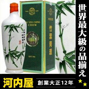 竹葉青酒 500ml 45度 正規 酒 中国 中国酒 kawahc