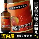 デカイパー ピーチツリー ブラウンボトル 1000ml 15度 (Dekuyper Original PeachTree) リキュール リキュール種類 kawa... ランキングお取り寄せ