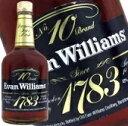 エヴァン ウィリアムズ [1783] 750ml 43度 (Evan Williams 10YO) バーボン ウィスキー kawahc