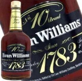 エヴァン ウィリアムズ [1783] 750ml 43度 Evan Williams バーボンウイスキー Bourbon Whisky バーボン ウヰスキー ウィスキー ウイスキー kawahc 父の日ギフト お誕生日プレゼント にオススメ