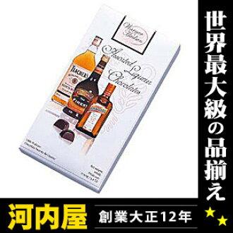 世界的铭酒巧克力酒心巧克力安排150g(15粒)kawahc
