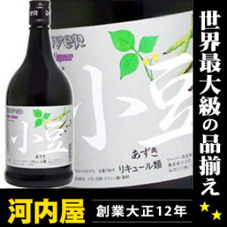 Dover Japanese sake bean 700 ml 25 degrees liqueur liqueur type kawahc