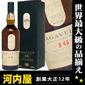 Lagavulin 16 years 700 ml 43 degree regular