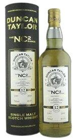 ダンカンテイラー NC2・ノンチルフィルター ラフロイグ [1997] 12年 700ml 46度 ウィスキー kawahc