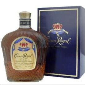 クラウンロイヤル 750ml 40度 箱付 CROWNROYAL クラウンローヤル カナディアンウイスキー ウヰスキー ウィスキー CANADIAN Whisky whiskey kawahc