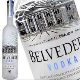 ベルヴェデール ウォッカ 700ml 40度 ポーランドウオッカ ベルベデール Belvedere vodka naturally smmth poland kawahc