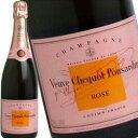 ヴーヴクリコ ローズラベル (ロゼ) 750ml 正規輸入品 箱なし ヴーヴ・クリコ ワイン フランス・シャンパーニュ ロゼ …