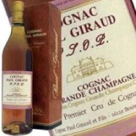 ポールジロー VSOP 700ml 40度 正規輸入品 箱付 グランシャンパーニュ コニャック Paul Giraud vsop Cognac ブランデー kawahc フランス産