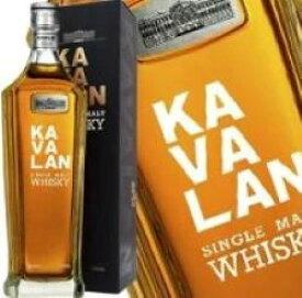 カバラン クラシック シングルモルトウイスキー 700ml 40度 箱付 カヴァラン Kavalan Classic Single Malt Whisky 台湾産 whiskey 金車威士忌酒廠 kawahc