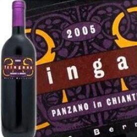 モンテ・ベルナルディ キャンティ・ツィンガナ [2005] 750ml ワイン イタリア トスカーナ 赤ワイン kawahc