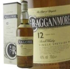 クラガンモア 12年 700ml 40度 正規輸入品 Cragganmore 12YO スペイサイドモルト SpeysideMalt single malt scotch whisky kawahc