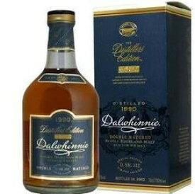 ダルウィニー ダブルマチュアード ディスティラーズ エディション 700ml 43度 箱付 DALWHINNIE DOUBLE MATURED ハイランドモルト モルトウイスキー ウヰスキー ウィスキー HIGHLANDMalt Malt Scotch Whisky whiskey kawahc 父の日ギフト お誕生日プレゼント にオススメ