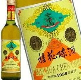 桂花陳酒 ケイカチンシュ 500ml 16度 正規代理店輸入品 酒 中国 豊収牌 kawahc