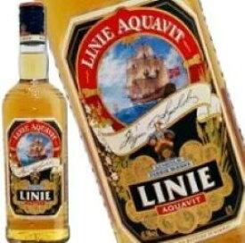 リニア アクアヴィット 700ml 41.5度 正規 (Linie Aquavit in Sherry Casks) kawahc