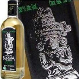ベネヴァ コン グサーノ ( ワーム入り ) レポサド 100% アガヴェ 700ml 38度 テキーラ tequila メスカル BENEVA 100% AGAVE MEZCAL ベネバ メキシコ Mexico kawahc