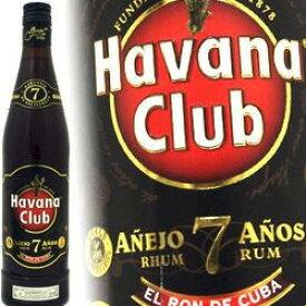 ハバナクラブ 7年 700ml 40度 正規 Havana Club 7Y ハバナ クラブ 7年 ラム キューバ kawahc 2