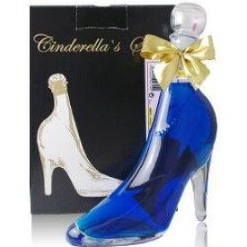 シンデレラシュー ブルー 350ml 15度 箱付 ブルーキュラソー CINDERELLASHOE BLUE CURACAO リキュール リキュール種類 シンデレラの靴のお酒 リキュール シンデレラ シュー kawahc