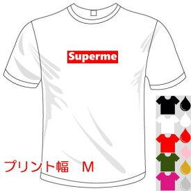 オリジナルボックスロゴTシャツ(カラー5色) おもしろTシャツ。セミオーダーメイド 送料無料 河内國製作所【代引き決済不可商品】