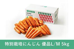 【常温便送料無料】北海道産 洗いにんじん 優品 5kg【お試しに】【ちょっと訳あり】