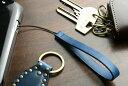本革製携帯ストラップ ストラップ 革ストラップ イタリアンレザー 国産 日本製 ワルピエ