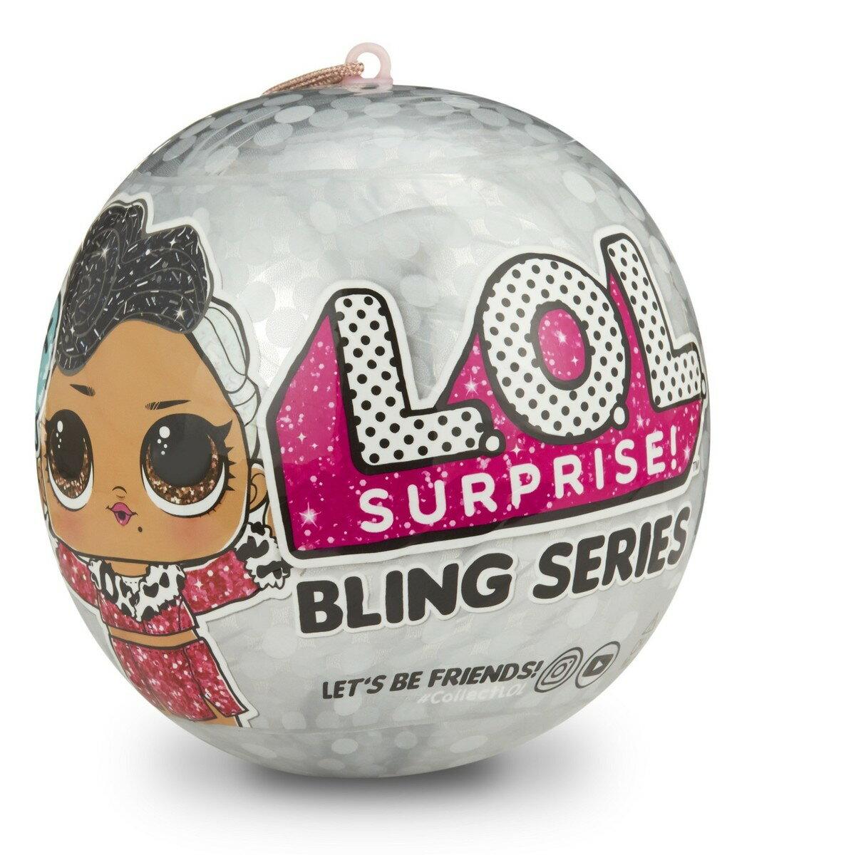 L.O.Lサプライズ BLING SERIES 7サプライズLOLサプライズ L.O.L Surprise! lolサプライズ エルオーエルサプライズ ドール 人形 フィギュア おもちゃ 玩具 海外 女の子 大人 おとな プレゼント 贈り物