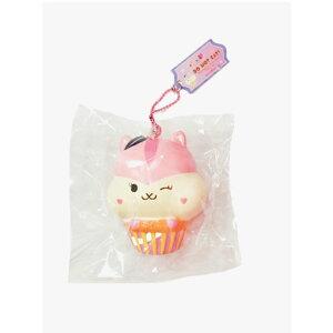 海外スクイーズ ミニ POLI ハムスター カップケーキレアスクイーズ スクイーズ 海外 アメリカ 輸入 アニマル かわいい 可愛い おもちゃ 玩具 雑貨 女の子 プレゼント 贈り物 低反発 小学生
