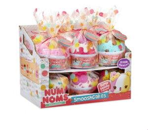 海外スクイーズ Num Noms ナムノムズ 全6種スクイーズ 香り付き 香り ケーキ スイーツ お菓子 可愛い かわいい 女の子 おすすめ 人気 小学生贈り物 プレゼント お誕生日 プレゼント 原宿 ゆめか