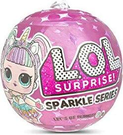 L.O.Lサプライズ SPARKLE SERIESLOLサプライズ L.O.L Surprise! lolサプライズ エルオーエルサプライズ ドール 人形 フィギュア おもちゃ 海外 女の子 大人 コレクション プレゼント 贈り物 ギフト 誕生日 玩具 ホビー かわいい