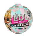 日本未発売 最新作 LOLサプライズ WINTER DISCO GLITTER GLOBE ウィンターディスコ グリッターグローブL.O.L Surpris…