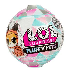 L.O.L. Surprise! Fluffy Pets Winter Disco Series 海外 玩具 おもちゃ グッズ LOLサプライズ エルオーエル サプライズ トイ l.o.l.サプライズ! lol 人形 フィギュア ドール かわいい 女の子 大人 小学生 コレク