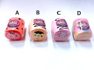 海外スクイーズ ぷに丸 Creamiicandy CUTE CAKEROLLS 全4種スクイーズ レアスクイーズ ミニスクイーズ パン メロン メロンパン 食べ物 海外 おもちゃ 低反発 ミニ もちもち ぷにぷに 可愛い 小学生 女