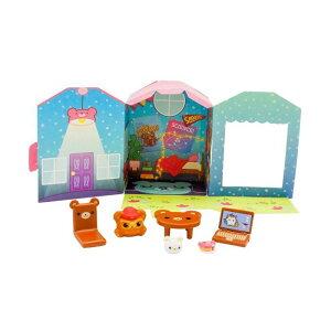 日本未発売 Smooshy Mushy Miniatures スムーシームーシー ミニチュア サフィギュア おもちゃ 海外 女の子 大人 サプライズトイ プレゼント 贈り物 ドールハウス お誕生日 海外