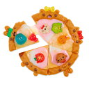 Num Noms Snackables Pizza Kit with New Slime Surprisesナムノムズ スライム 香り付き ピザ 食べ物 可愛い かわいい…