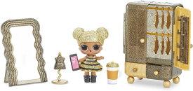 L.O.L. Surprise! Furniture Boutique with Queen Bee & 10+ Surprisesギフト 誕生日 玩具 ホビー かわいい ドール 人形 LOLサプライズ lol lolサプライズ エルオーエルサプライズ フィギュア おもちゃ 海外 女の子 サプライズトイ プレゼント