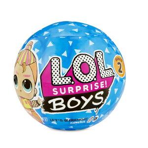 L.O.Lサプライズ BOYS シリーズ2L.O.L Surprise! lolサプライズ エルオーエルサプライズ lol 人形 フィギュア おもちゃ 玩具 海外 女の子 大人 おとな プレゼント 贈り物