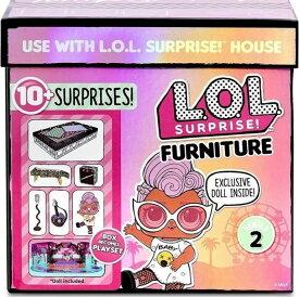 L.O.L. Surprise! Furniture Music Festival with Grunge Grrrl & 10+ Surprises ギフト 誕生 日 玩具 ホビー かわいい ドール 人形 LOLサプライズ lol lolサプライズ エルオーエルサプライズ フィギュア おもちゃ 海外 女の子 サプライズトイ プレゼント