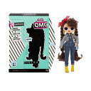 L.O.L. Surprise! O.M.G. Busy B.B. Fashion Doll with 20 Surprises シリーズ2OMG ギフト 誕生...